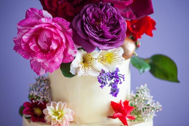 Cake & Wildflour | Spring Meadow Cake 2
