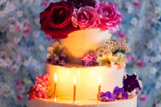 Cake & Wildflour | Whimsy + Glamour Cake 2
