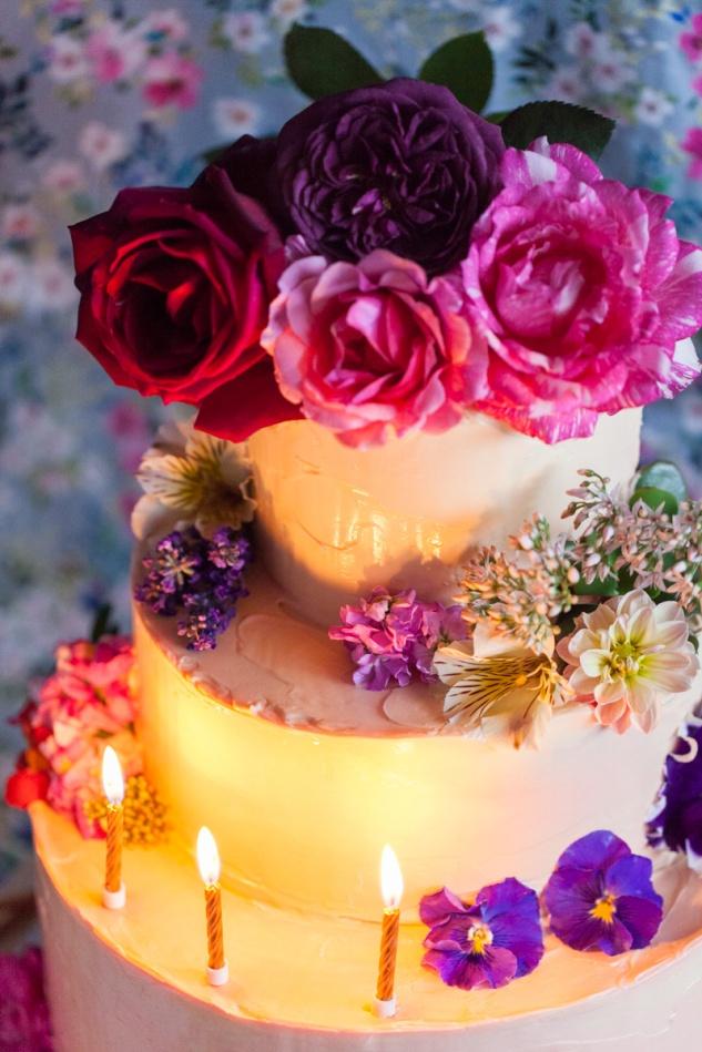 Cake & Wildflour | Whimsy + Glamour Cake 3