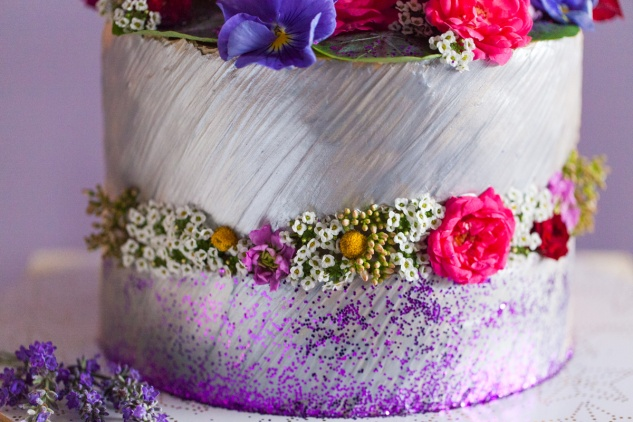 Cake & Wildflour | A Spring Circus Cake 2