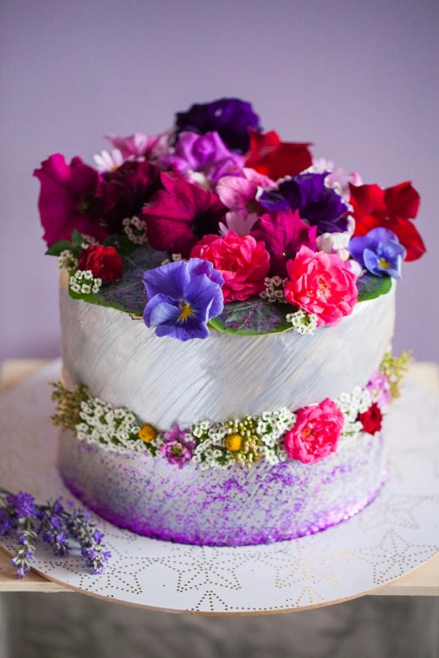Cake & Wildflour | A Spring Circus Cake 3