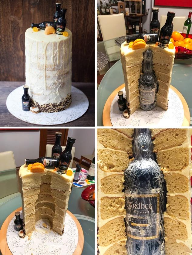 Cake & Wildflour | Whiskey Surprise