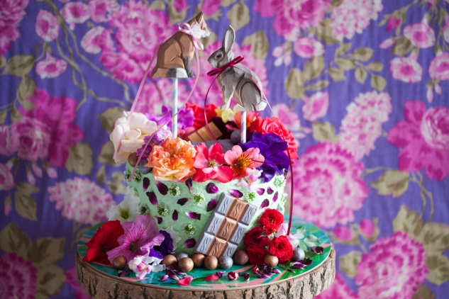 Cake & Wildflour | Easter Woodland2