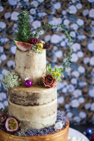 Cake & Wildflour | Gingerbread Tree Cake 2