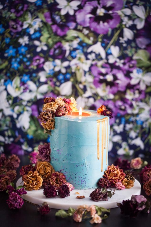 Cake & Wildflour | New Light